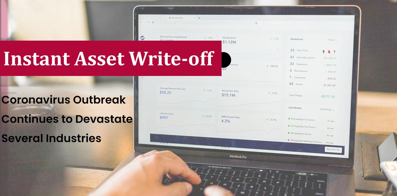 instant asset write-off scheme for SME's